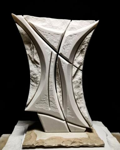 Skulptura jedrenjak, dimenzija 40 cm, cena 3000€
